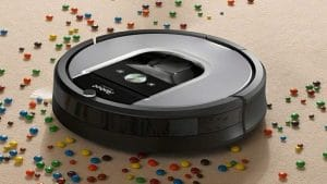 Comment fonctionne un Roomba 650
