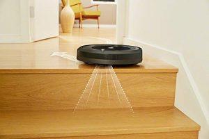 Comment fonctionne un l'aspirateur robot Roomba 671