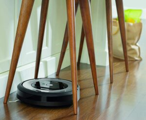 Comment fonctionne iRobot Roomba e5154