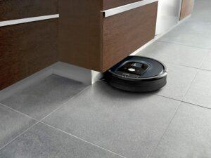 Comment fonctionne l'iRobot Roomba 981