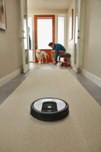 Comment fonctionne l'iRobot Roomba 971