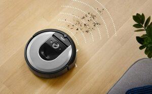 Comment fonctionne l'iRobot Roomba i7556 Aspirateur Robot connecté